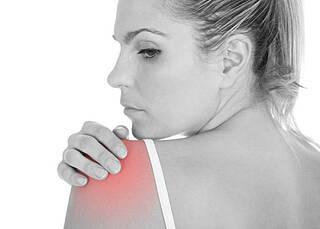 Stoßwellentherapie bei Kalkschulter