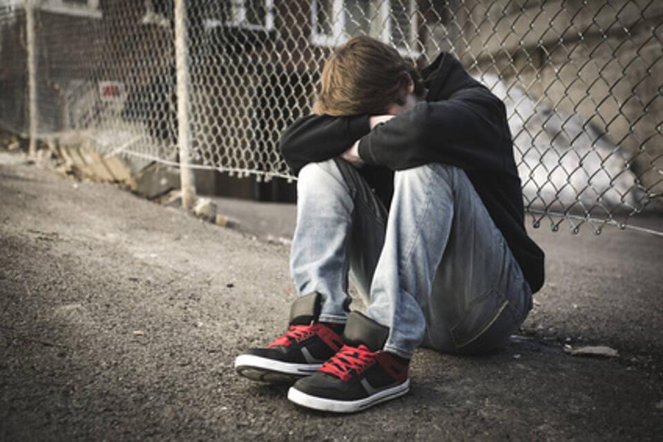 Kind, Trauma, PTBS, Stresshormon, seelische Gesundheit e