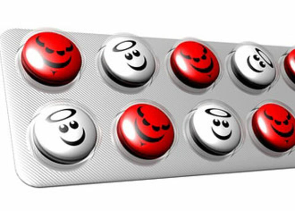 Sehstörungen bekannte Nebenwirkung von Psychopharmaka