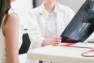 Mammographie, Corona