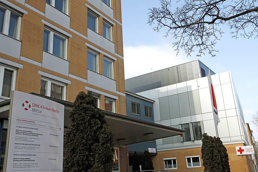 Die DRK Klinik Mitte, Berlin