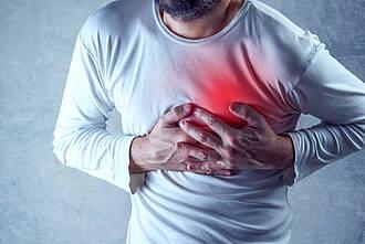 Stress kann zum Herztod führen