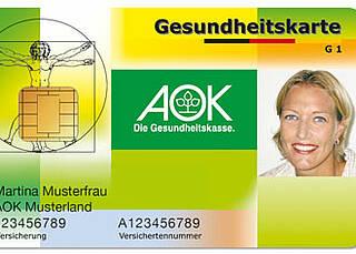Elektronische Gesundheitskarte: Anspruchsnachweis gilt nur in Ausnahmefällen