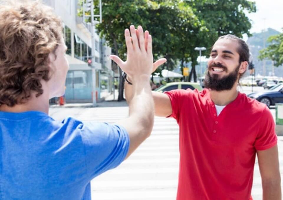 Hochschulen appellieren an die Toleranz der Berliner. Allein an der Charité arbeiten Menschen aus 77 Nationen.