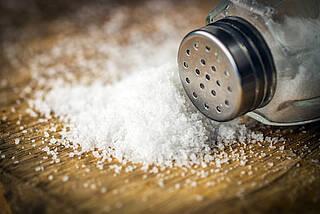 salz, salzig, salzkonsum