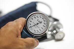 Mann jähriger blutdruck 60 Blutdruck 90