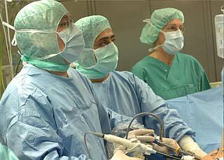 Ärzte gründen Task Force Transplantationsmedizin