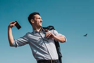Digital Detox bedeutet einen bewussteren und gesünderen Umgang mit dem Smartphone