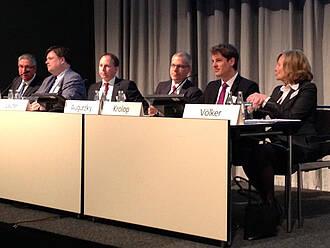 Zum zehnten Mal wurde der Krankenhaus Rating Report beim Hauptstadtkongress vorgestellt