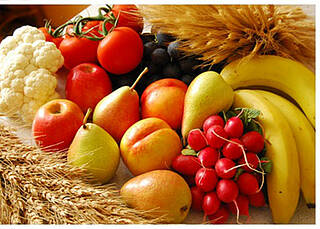 Viel Obst und Gemüse senken das Diabetesrisiko