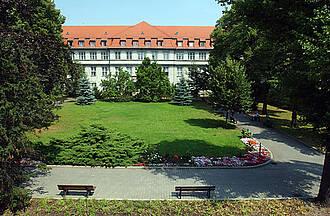 Sana-Klinikum Lichtenberg, Krankenhaus, Berlin