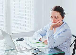 Stress im Job, Gewicht