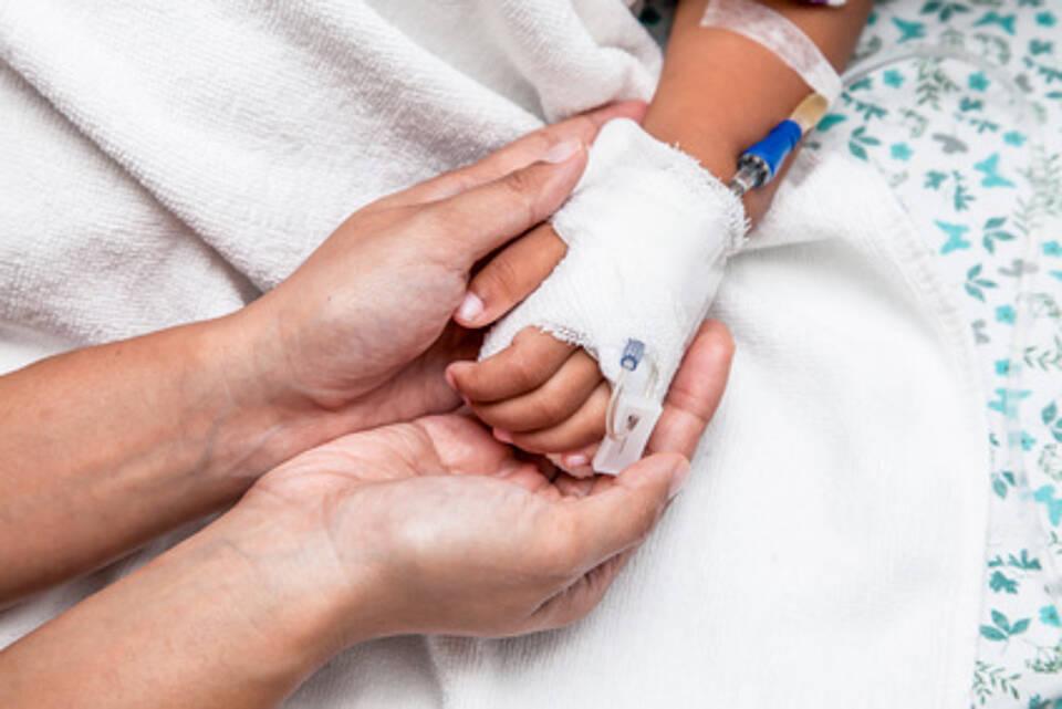 Sterbebegleitung bei Kindern