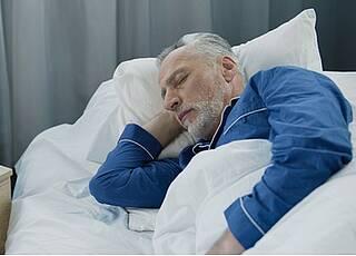 Schlaf im Krankenhaus