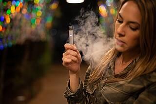E-Zigaretten in der Schwangerschaft