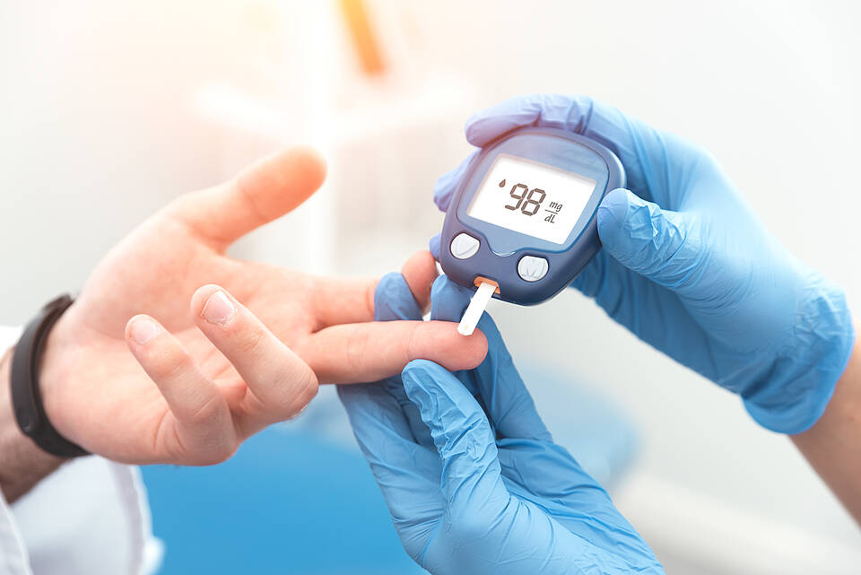 Diabetes, Diabetes-Patienten, Corona, Covid-19