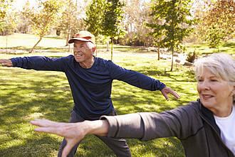 Bewegung bei Parkinson