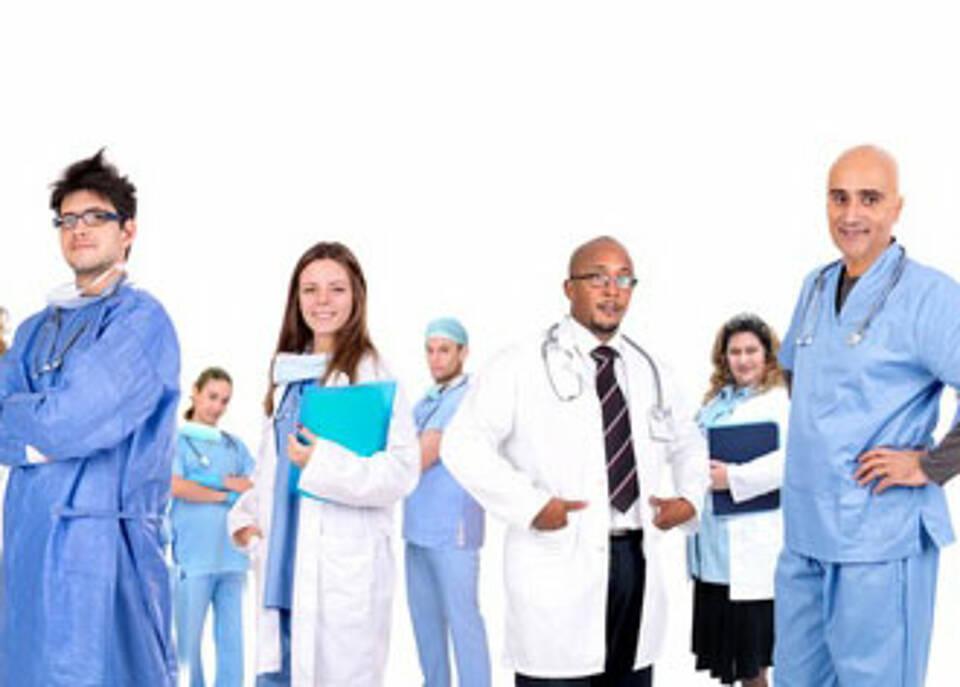 Ärzte Statistik meldet für 2014 ein leichtes Plus