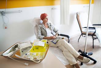 Pembrolizumab bei Her2-positivem Brustkrebs: Patientinnen mit bestimmten Merkmalen sprechen auf die Immuntherapie an