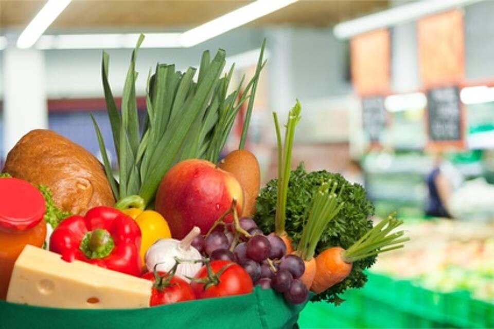Obst und Gemüse, Gesunde Ernährung im Alter, fitte Senioren
