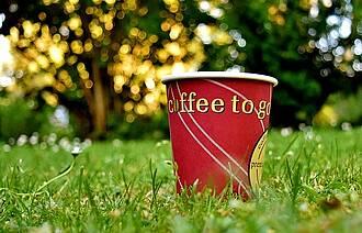 """So ungesund sind """"Coffee-to-go""""-Becher"""