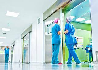 Fachkräftemangel im Gesundheitswesen nimmt zu