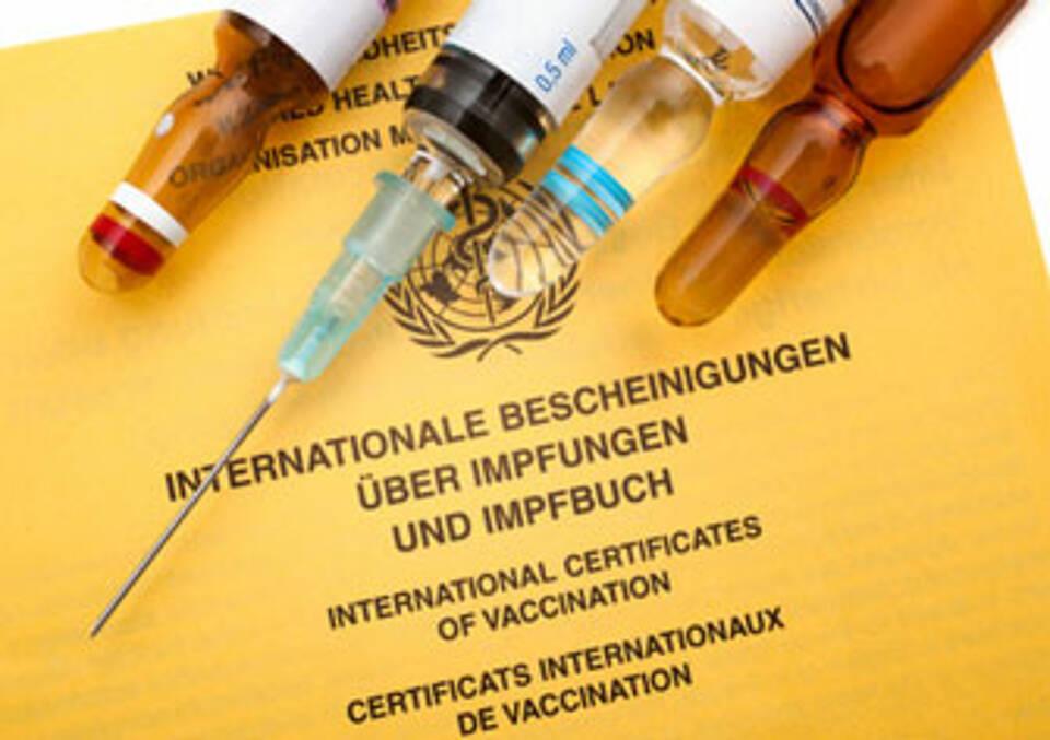 Welche Impfungen die STIKO Flüchtlingen empfiehlt