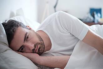 schlafstörung, schlafmangel, schlaflos, böse träumean