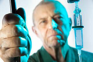 Immuntherapie bei Lungenkrebs: Drei Monate länger leben