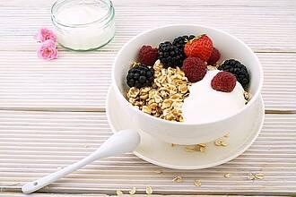 Entzündungshemmend und gut für die Knochenfestigkeit: Ballaststoffe beeinflussen die Darmflora