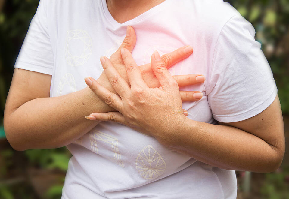 Herzrasen, Herzklopfen