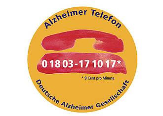 Alzheimer-Beratung am Telefon