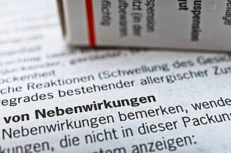 beipackzettel, arzneimittel, nebenwirkungen, pharma