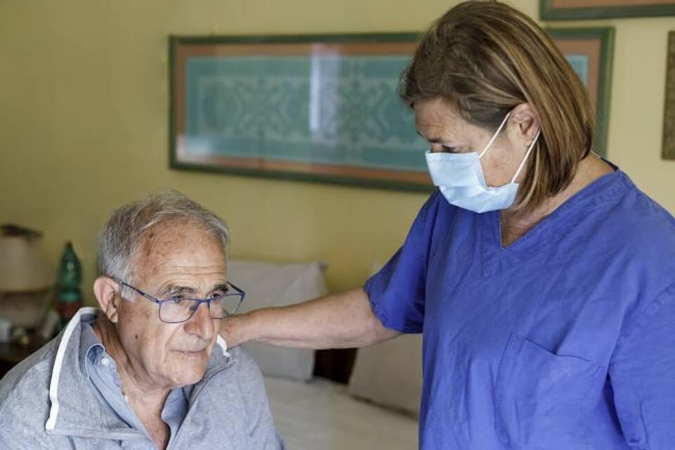 Pflegekräfte, Corona-Prämie