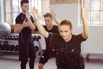 EMS, Fitness, Sport