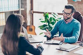 Mitarbeitergespräche, Unternehmenskultur