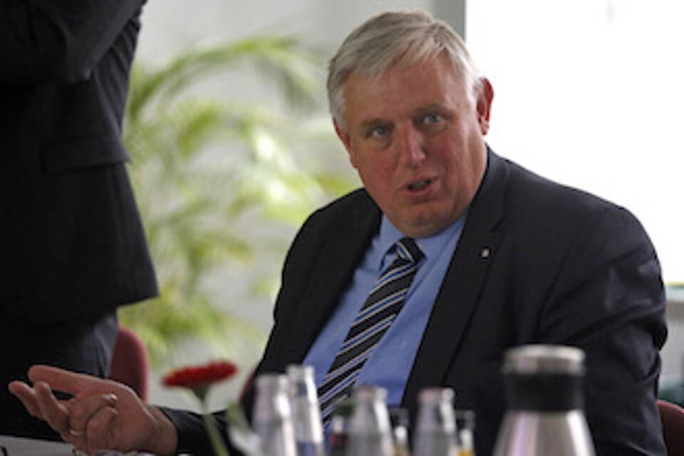 Patientenbeauftragter der Bundesregierung Staatssekretär Karl Josef Laumann