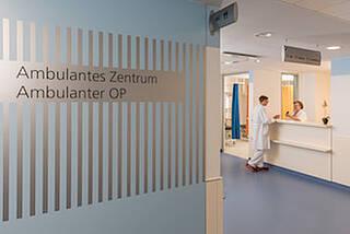 Neubau am Vivantes Klinikum im Friedrichshain