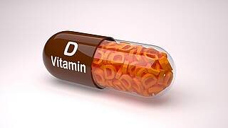 Vitamin, Vitamin D, Nahrungsergänzungsmittel, vitaminmangel, gGesu