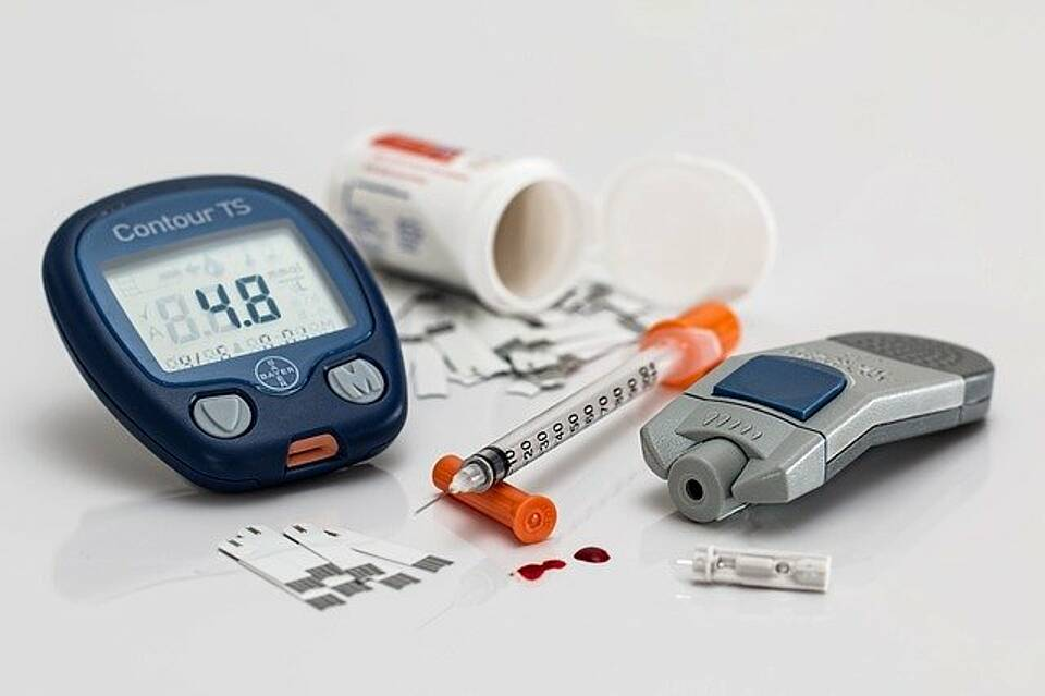 Blutzuckersensoren, Diabetes