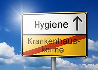 Hygiene in Krankenhäusern, Krankenhauskeime, nosokomiale Infektion, Berliner Krankenhäuser