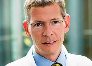 Kai-Uwe Eckardt ist der neue Chef-Nephrologe der Charité und damit der Mann für Nierentransplantationen