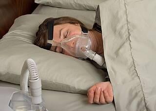 Schlafapnoe steigert Demenzrisiko