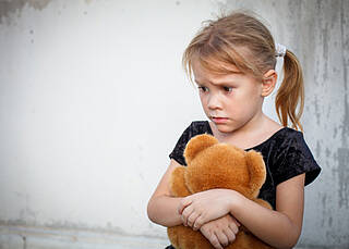 Stress im Kindesalter und die Folgen