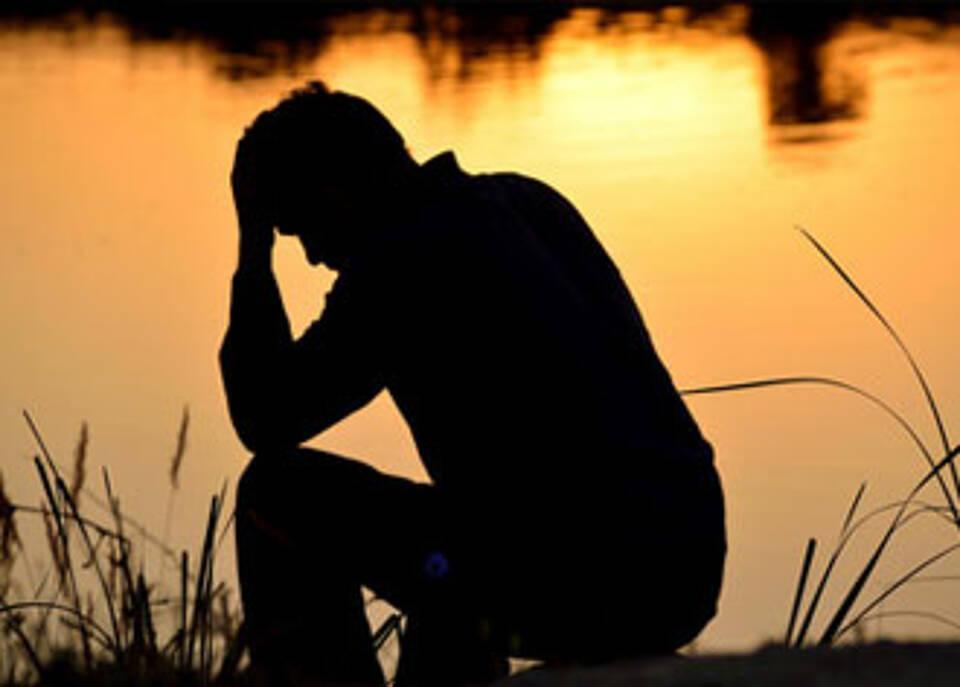 Negative Gedanken bei Depressionen bremsen