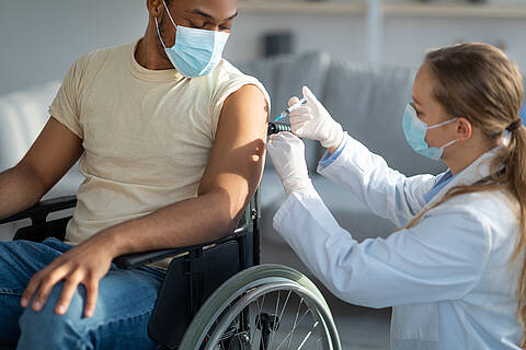 Wie hoch ist die Impfantwort unter laufender Immuntherapie? Eine Studie aus Israel weckt Zweifel an der Wirksamkeit der Impfung