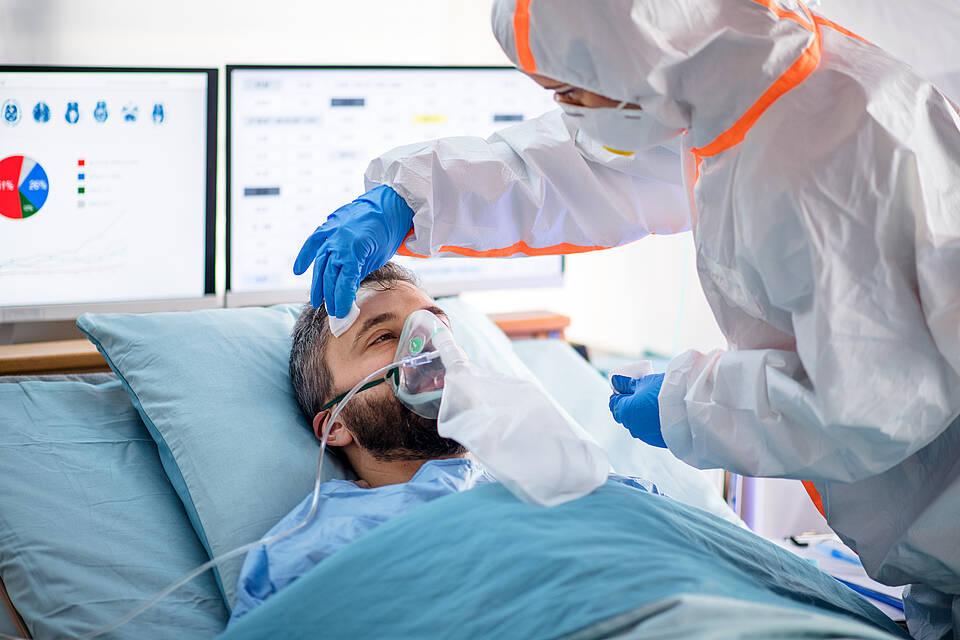 Personalmangel, COVID-19, Corona, Krankenhäuser