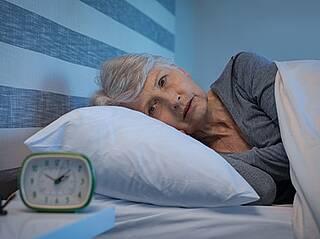 Schlafmangel, Alzheimer