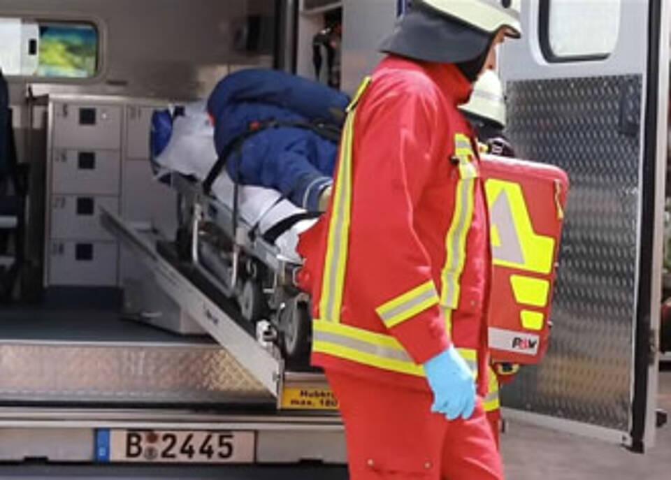 Berliner Pflegeheime alarmieren im Schnitt 43 Mal am Tag die Feuerwehr – oft wegen Personalmangels