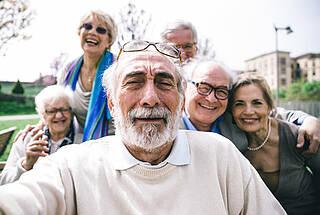 freunde, freundeskreis, soziale kontakte